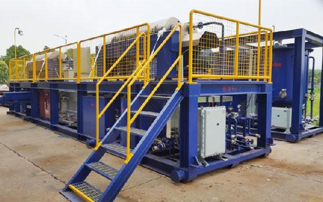 污油泥处理技术设备厂家