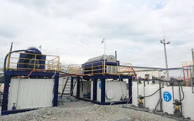 污油泥处理技术设备   污油泥处理技术设备厂家